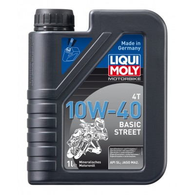 Motorbike 4T 10W-40 Basic