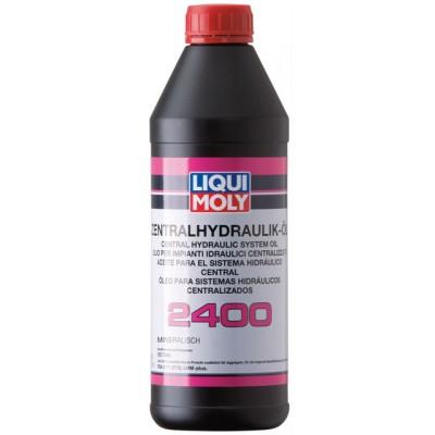 Zentralhydraulik-Öl 2400 | Aceite Hidráulico Central 2400
