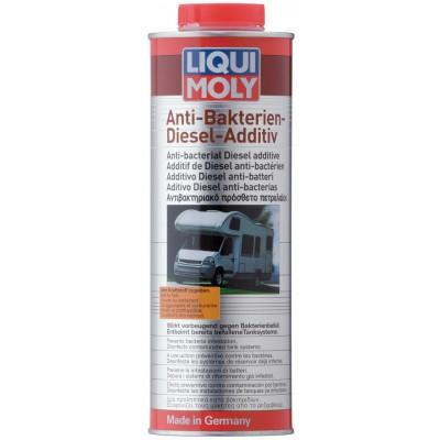 Anti Bakterien Diesel Additiv | Aditivo diesel anti-bacterias