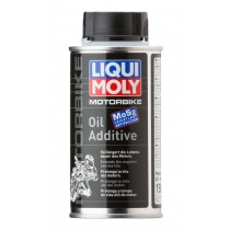 Motorbike Oil Additive | Aditivo Antifricción para Aceite de Motocicletas