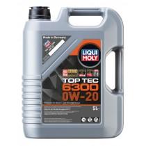 TOP TEC 6300 0W-20