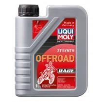 Motorbike 2T Synth Offroad Race | Aceite Sintético 2T Offroad para Motocicletas de Competición