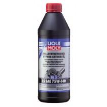 Vollsynthetisches Hypoidgetriebeöl (GL5) LS 75W-140 | Aceite sintético para engranajes hipoides (GL5) LS 75W-140