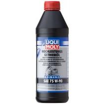 Hochleistungs Getriebeöl (GL 4+) 75W-90 | Aceite de alto rendimiento para el cambio (GL 4+) SAE 75W-90