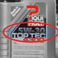 """¿Qué significa la información """"5W-30"""" en un envase de aceite?"""