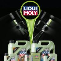 Aceite de Motor Verde Fluorescente