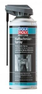 Spray Lubricante muy Adherente