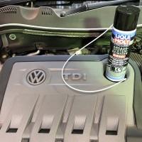 Descarbonización de la admisión de motores diesel